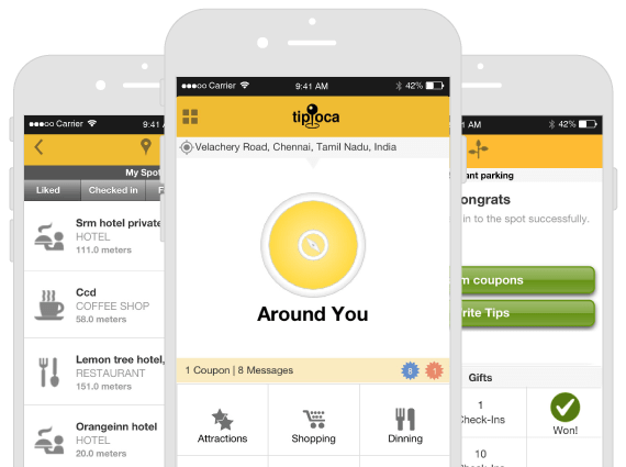 Customer Loyalty & Promotion App For Retailers